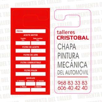 Etiqueta Colgante 50×115 mm – modelo 1